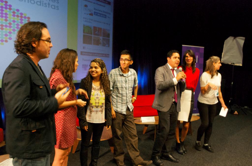En octubre de 2014 se anunciaron los integrantes de la 1era generación de la Red, durante el 3er Foro de Medios Digitales y Periodismo.