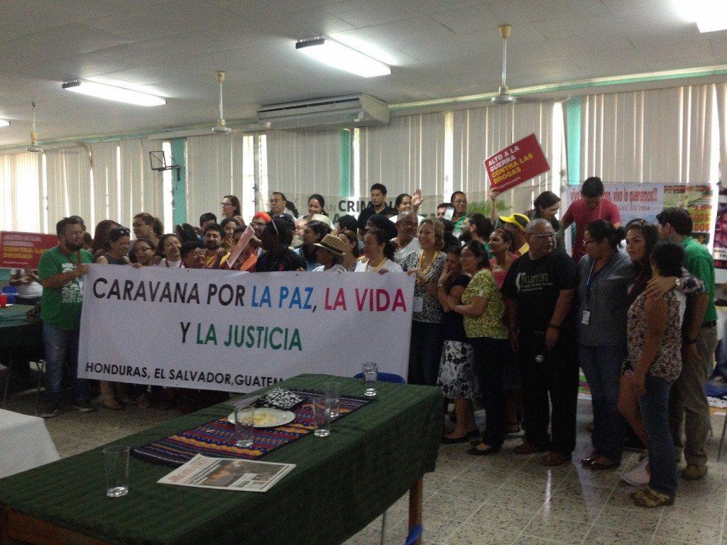 Caravana por la Paz, la Vida y la Justicia